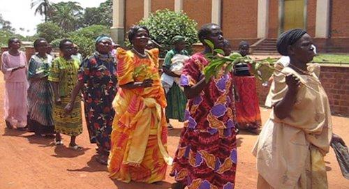 Women in Kampala